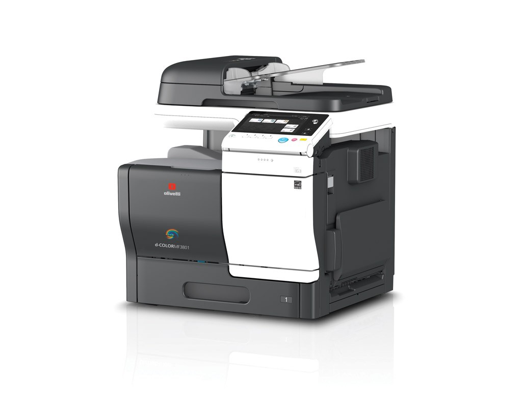 Olivetti d MF3301 A4 Multifunctional Colour Printer