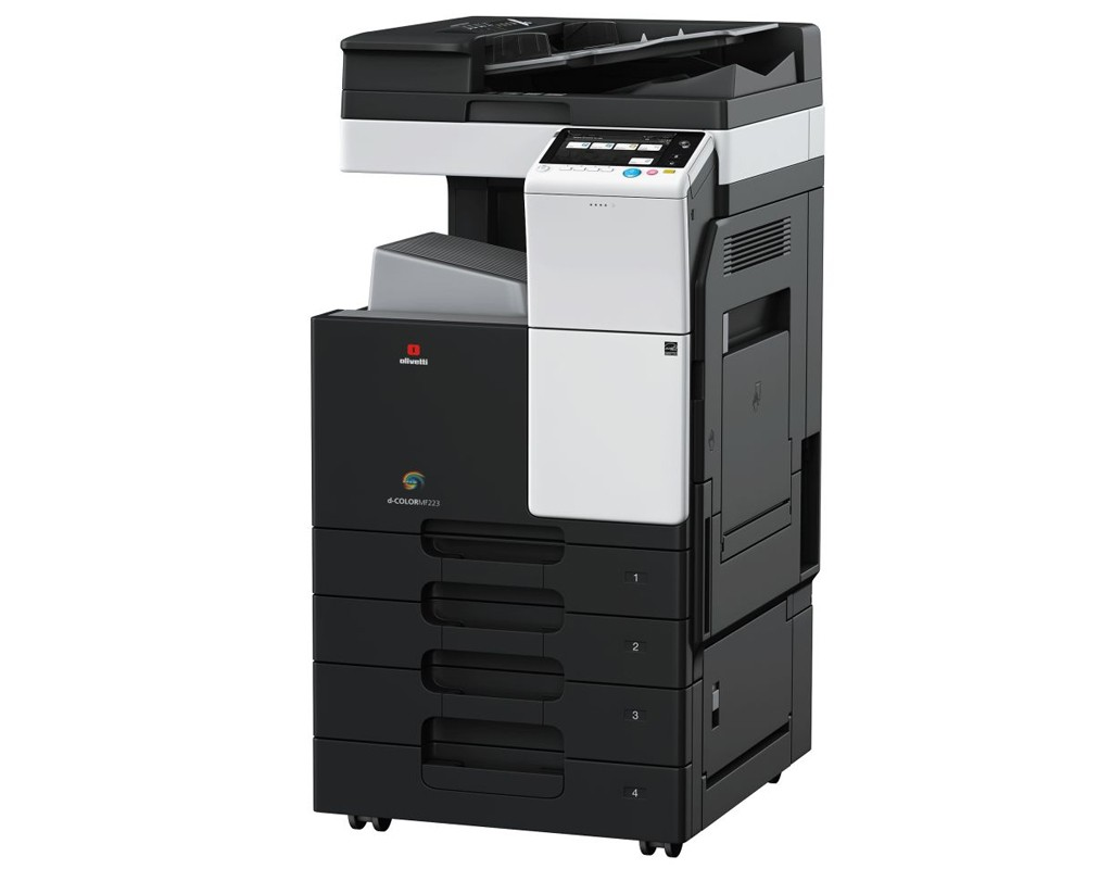 Olivetti d MF283 A3/A4 Multifunctional Colour Printer