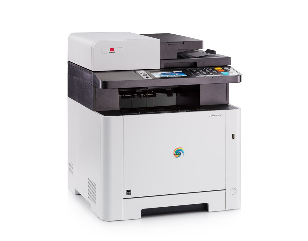 Olivetti d MF2624 A4 Multifunctional Colour Printer