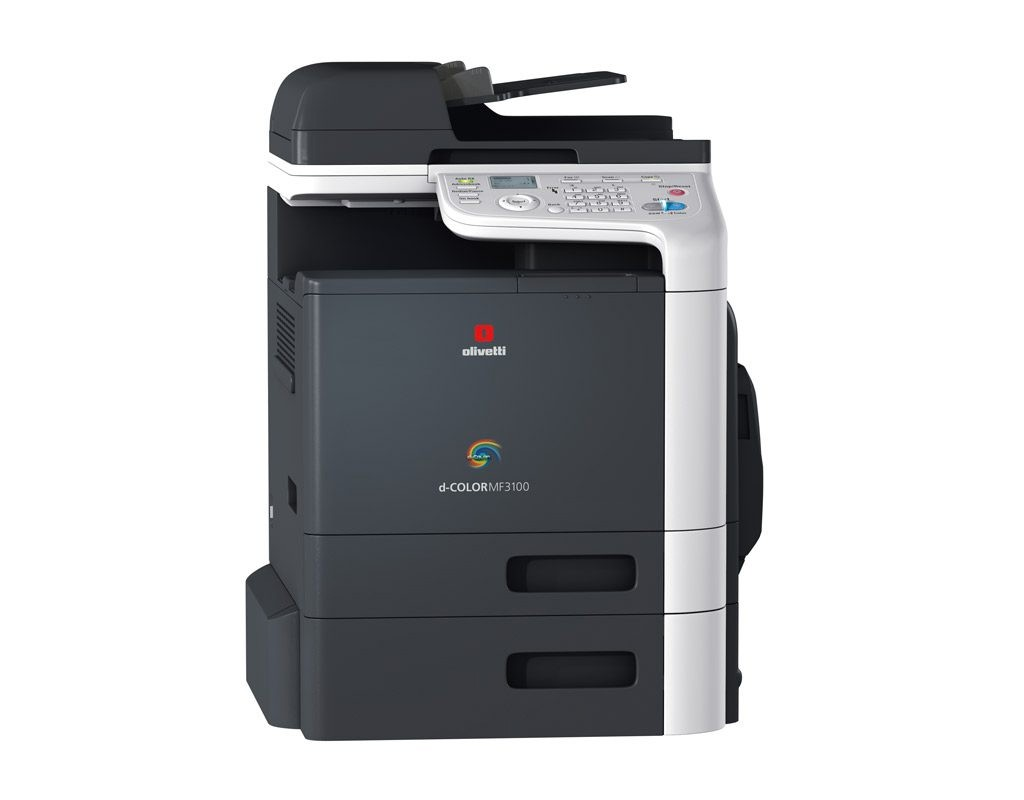 Olivetti d-Color MF3100 Colour Multi Functional Printers