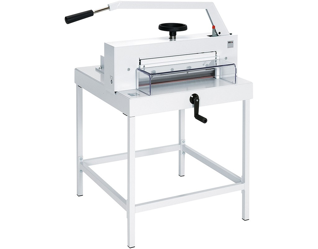 IDEAL 4705 Table Top Guillotine