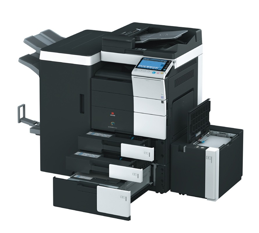 Olivetti d MF454 A3 Multifunctional Colour Printer