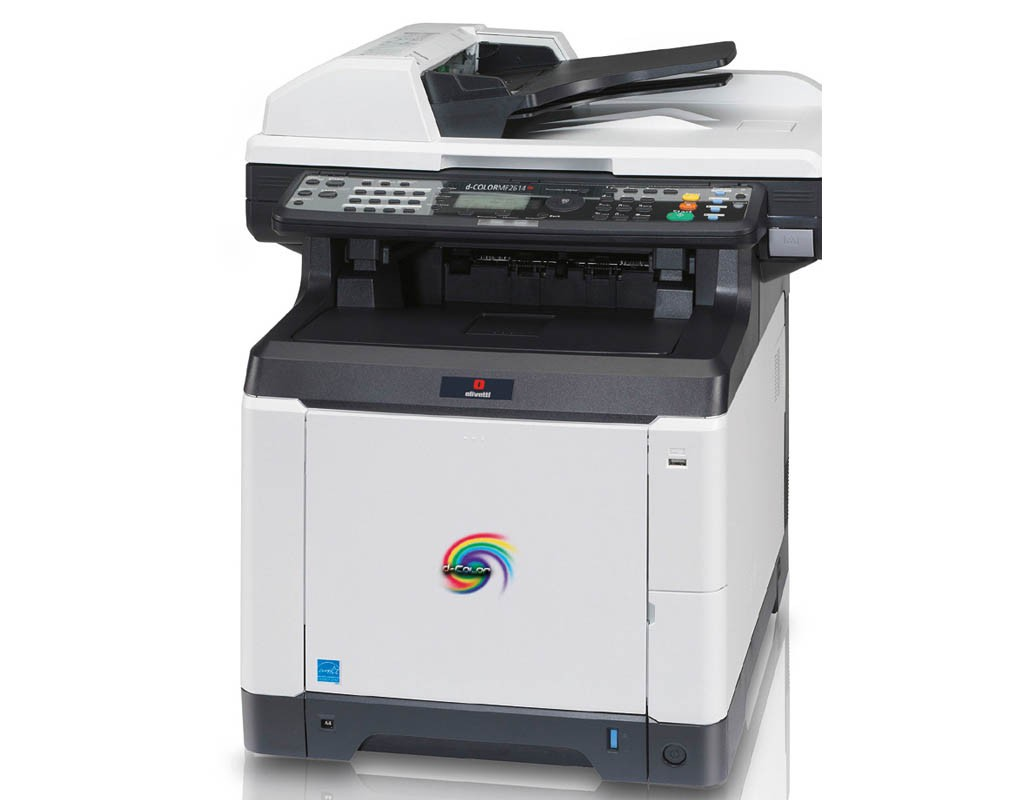Olivetti d MF2614 EN A4 Multifunctional Colour Printer