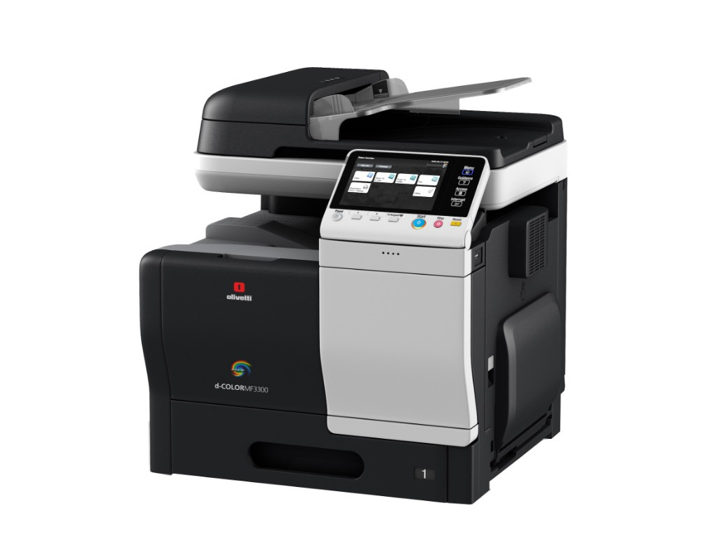 Olivetti d MF3300 A4 Multifunctional Colour Printer