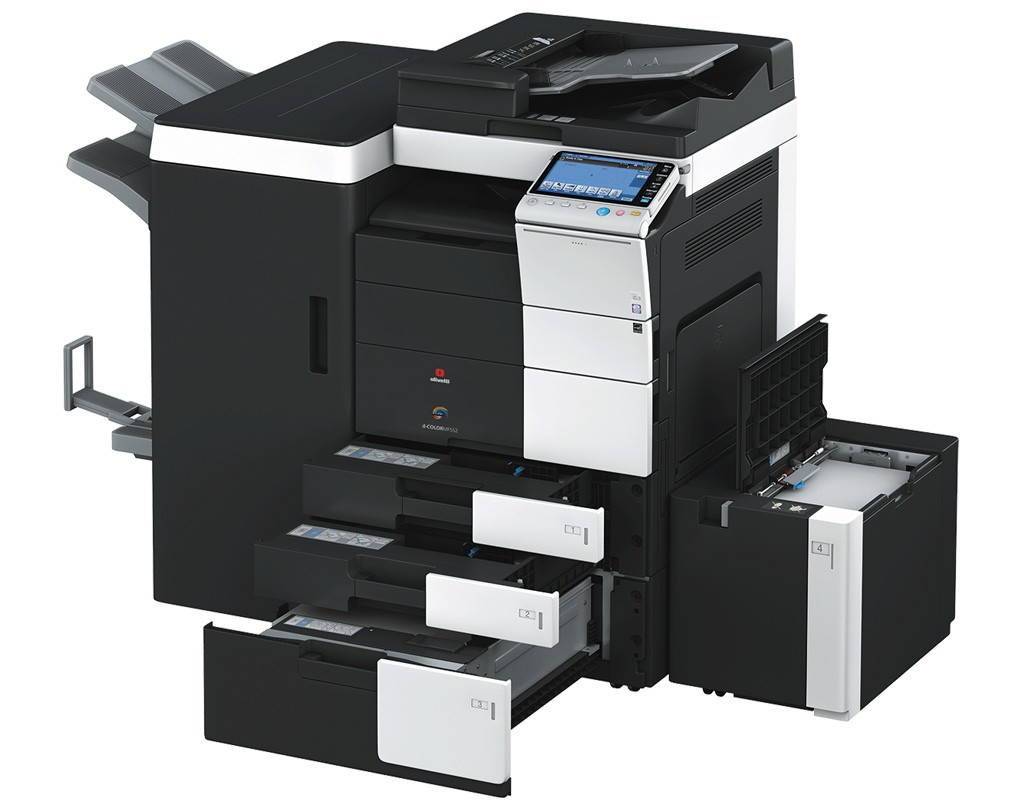 Olivetti d MF222 Plus A3/A4 Multifunctional Colour Printer