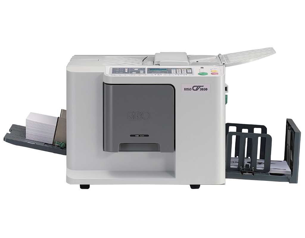 Riso CV3030 Digital Duplicator