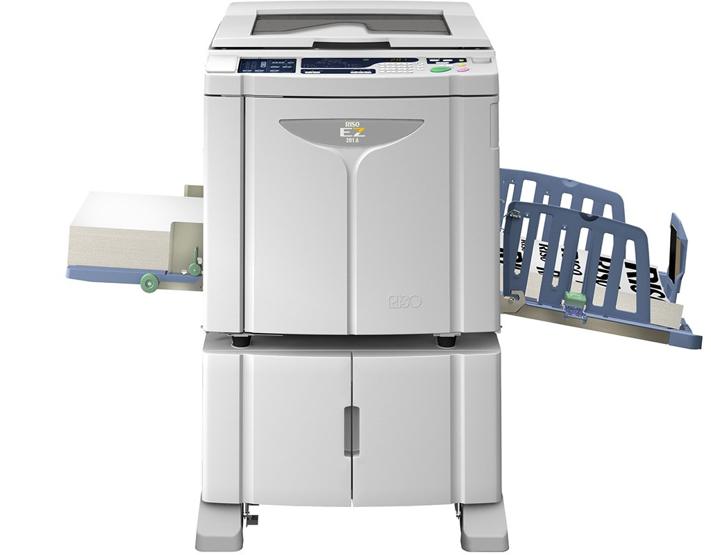 Riso EZ201 Digital Duplicator