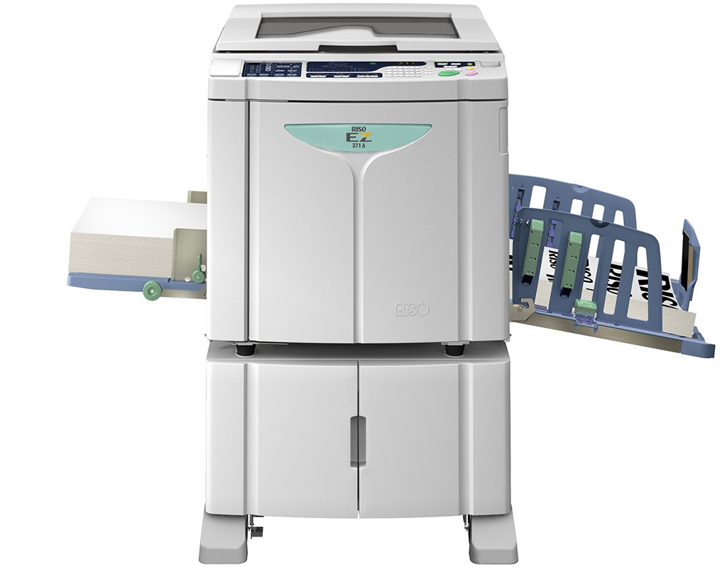 Riso EZ371 Digital Duplicator