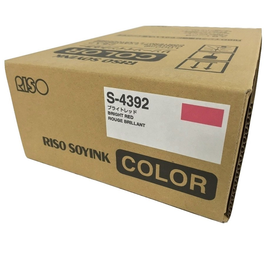 Riso RC Bright Red (twin pack)