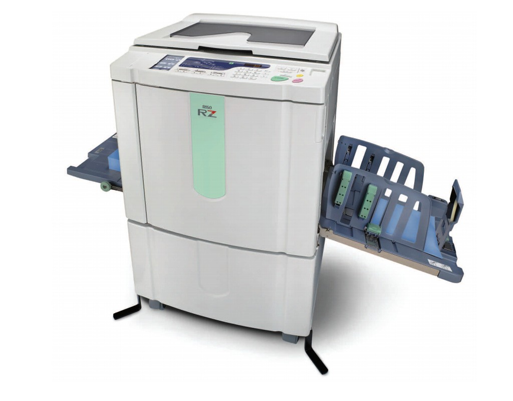 Riso RZ 200 A4 Pre Owned Duplicator