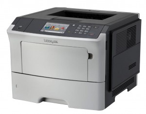Lexmark M1140 Monochrome Laser Printer
