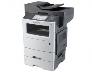 Lexmark XM3150 Monochrome Multifunctional Laser Printer
