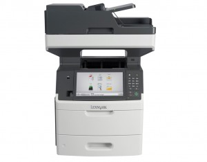 Lexmark XM5163 Monochrome Multifunctional Laser Printer