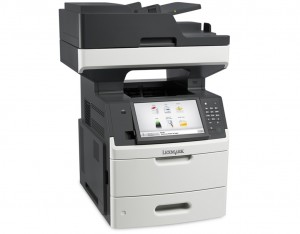 Lexmark XM5170 Monochrome Multifunctional Laser Printer