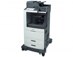 Lexmark XM7163 Monochrome Multifunctional Laser Printer