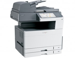 Lexmark XS925 Colour Multifunctional Led Printer