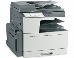 Lexmark XS950 Colour Multifunctional Led Printer
