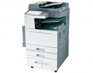 Lexmark XS955 Colour Multifunctional Led Printer