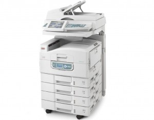 Oki ES3640pro A4 & A3 Colour Multifunction Printer