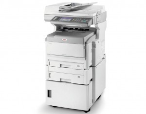 Oki ES8451 A4 & A3 Colour Multifunction Printer