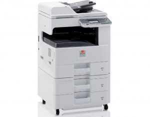 Olivetti d 253MF Plus A3 Multifunctional Monochrome Printer