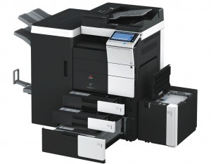 Olivetti d MF552 Plus A3/A4 Multifunctional Colour Printer