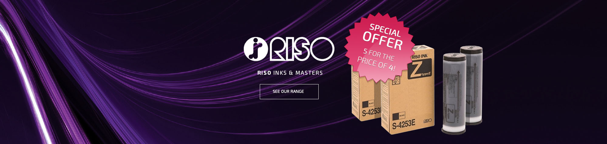 Riso Printers and Photocopiers